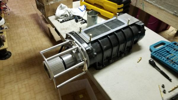 1471 moneyham blower magnesium case  for Sale $2,000