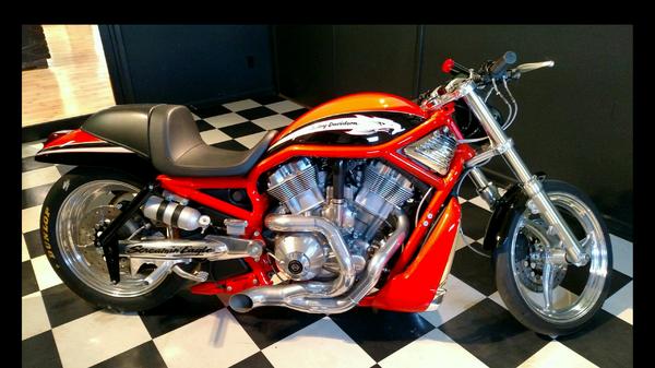 2006 Harley-Davidson Destroyer VRXSE, Brand New  - $19,500  for Sale $19,500