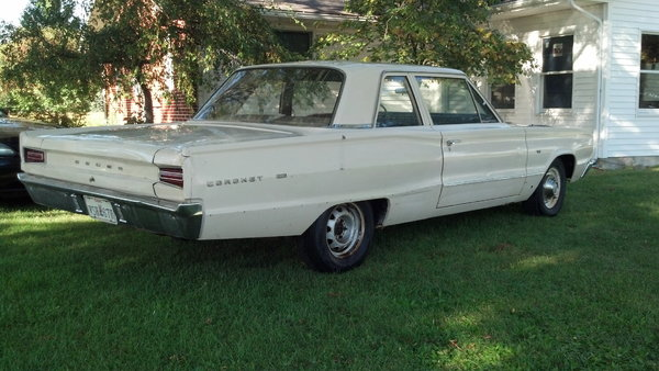 1967 Dodge Coronet  for Sale $8,000