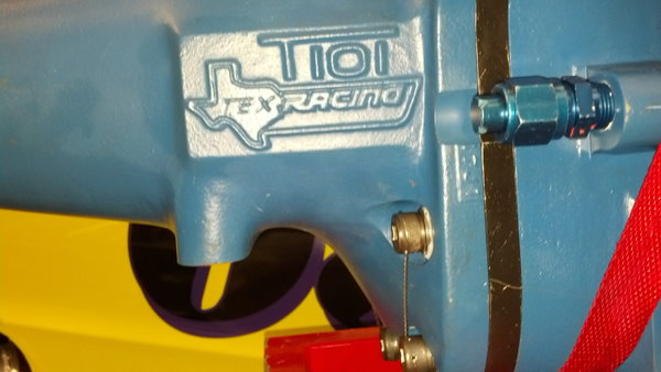 Tex Racing T101A Road Race Transmission  for Sale $3,900