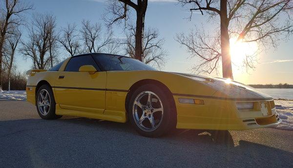 Corvette (trade for turnkey latemodel)