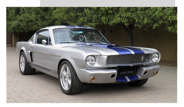 1965 Ford Mustang  for Sale $150,000
