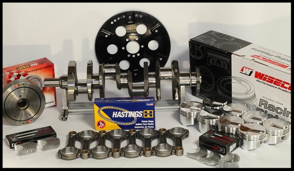 Chevy BBC 632 Stage 10.5 Base AFR Heads Merlin IV 915HP  for Sale $13,495