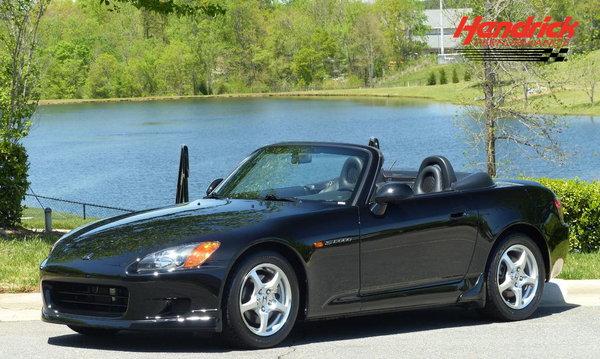 2000 Honda S2000  for Sale $9,000
