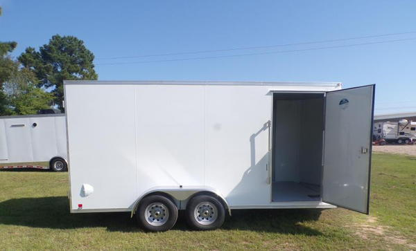 2021 Cargo Mate Cell Tech 7 x 16 Enclosed Cargo Trailer  for Sale $13,599