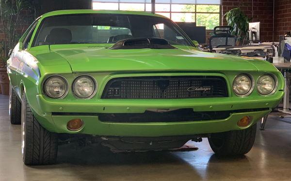1972 Dodge Challenger  for Sale $65,000