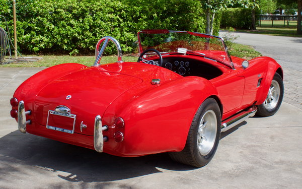 1966 Shelby Corba Classic Industries  for Sale $38,000