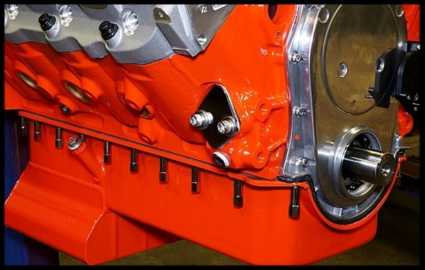 CHEVY TURN KEY SBC 383 STROKER STAGE 2.0 SERPENTINE 503HP   for Sale $6,595