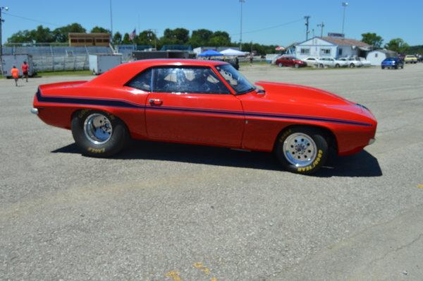 1969 Camaro /Race Ready  for Sale $21,500
