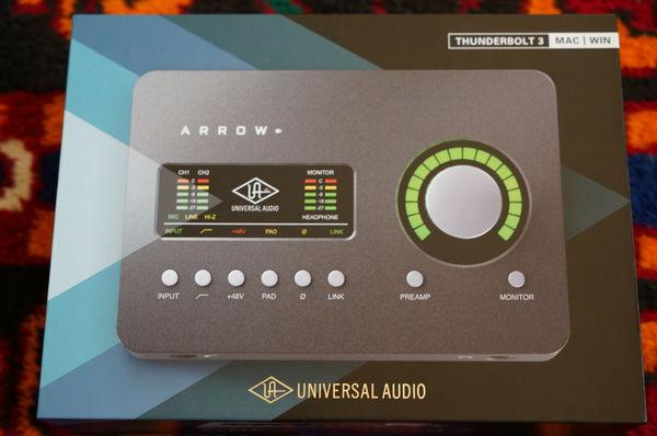 Universal Audio Apollo Twin Quad MKII - B-Stock  for Sale $850