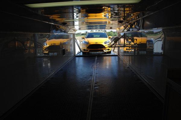 ATC-SilverTreck Custom PRO Stacker Trailer 33'- 2008:  for Sale $93,499