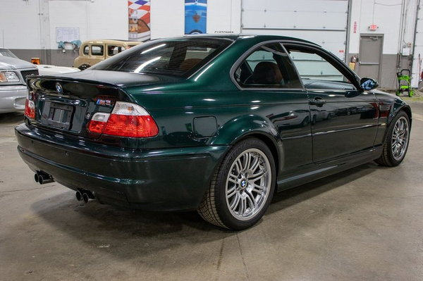 2002 BMW M3  for Sale $33,900