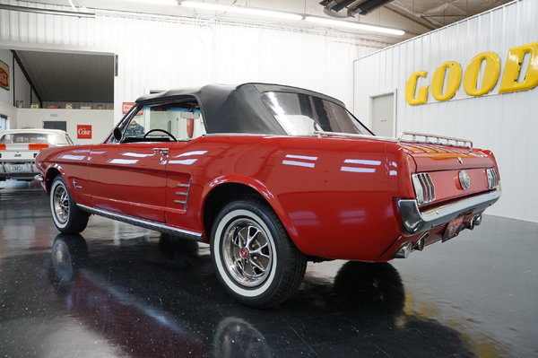 1966 Ford Mustang  for Sale $29,900