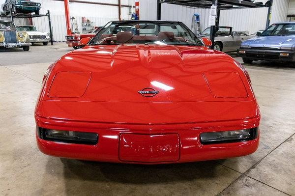 1992 Chevrolet Corvette  for Sale $16,900