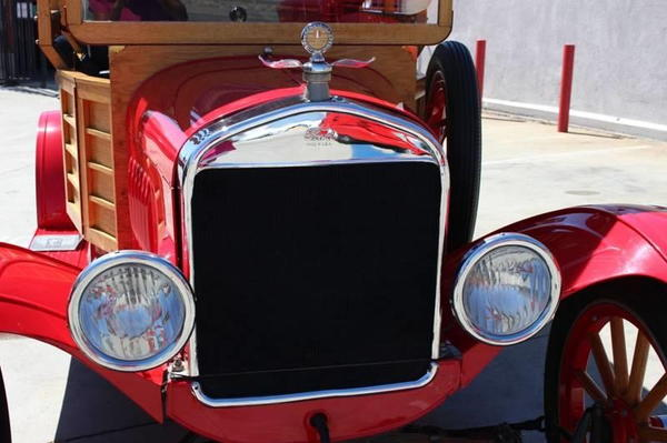 1922 Ford Model T Depot Hack  for Sale $19,900
