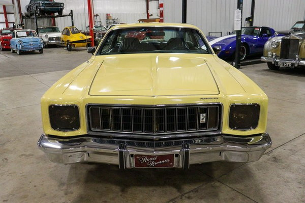 1975 Plymouth Road Runner  for Sale $22,900