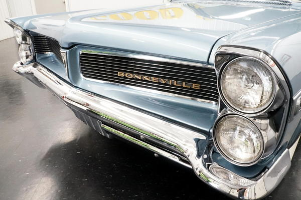 1963 Pontiac Bonneville  for Sale $39,900
