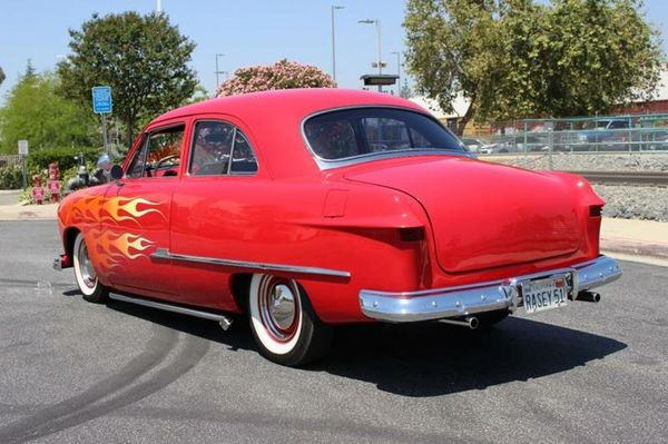 1951 Ford Sedan Tudor Custom  for Sale $29,900