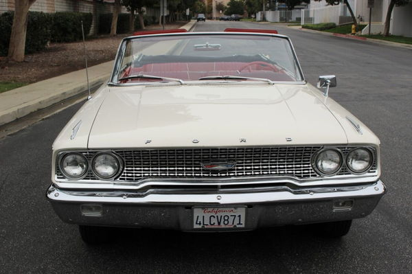 1963 Ford Galaxie 500  for Sale $29,900