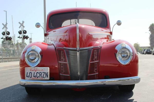 1940 Ford Coupe Deluxe  for Sale $54,900
