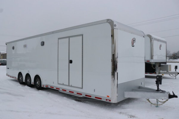 2019 inTech 32' All Aluminum Tag Trailer  for Sale $36,999
