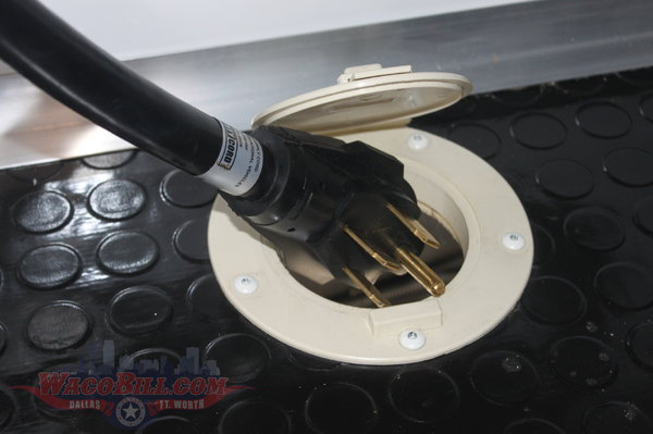 28' Auto Master SPD-LED 12K Race Trailer Wacobill.com