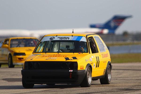 SCCA VW Golf GTi SCCA H. Production race car  for Sale $9,950