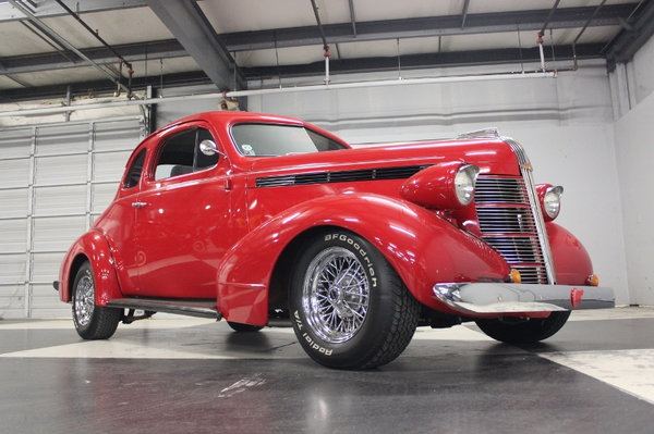 1937 Pontiac Coupe  for Sale $30,000