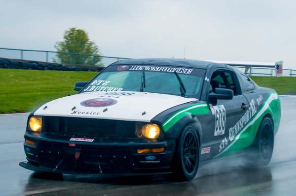 07 Mustang GT NASA ST4 Regional Champion
