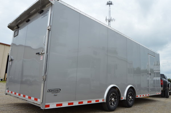 Bravo 24' V Nose trailer  for Sale $17,250