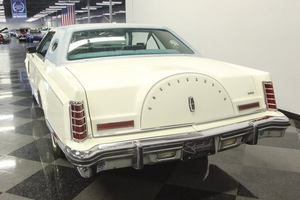 1979 Lincoln Continental Mark V  for Sale $15,995