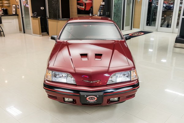 1987 Ford Thunderbird Turbo Coupe  for Sale $29,900