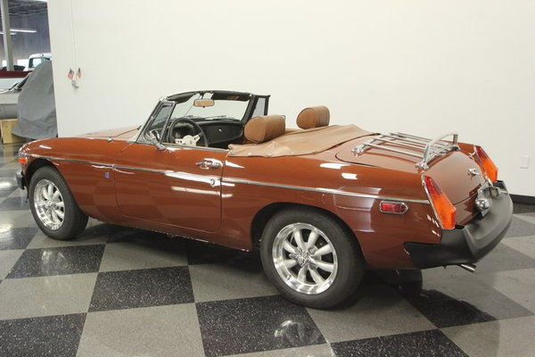1978 MG MGB  for Sale $13,995