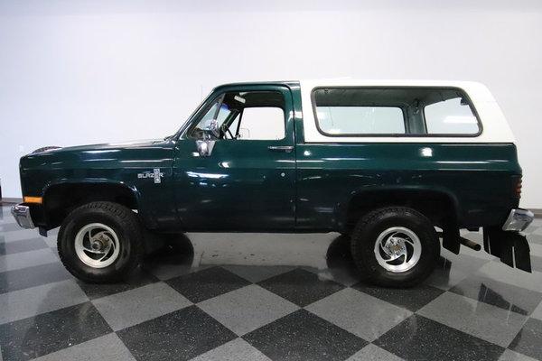 1988 Chevrolet Blazer K5 4x4  for Sale $12,995