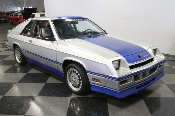 1983 Dodge Charger Shelby  for Sale $13,995