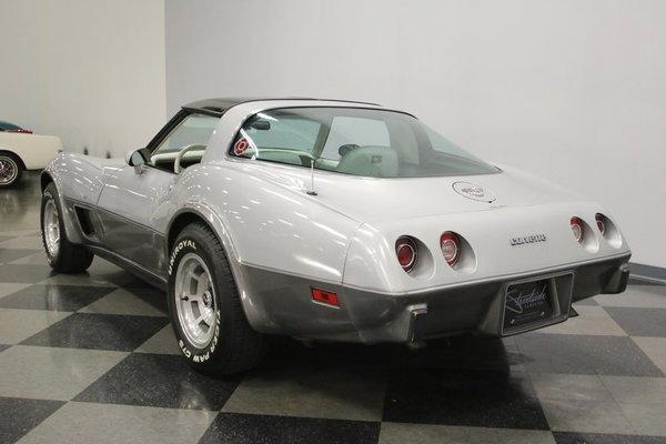 1978 Chevrolet Corvette 25th Anniversary  for Sale $21,995