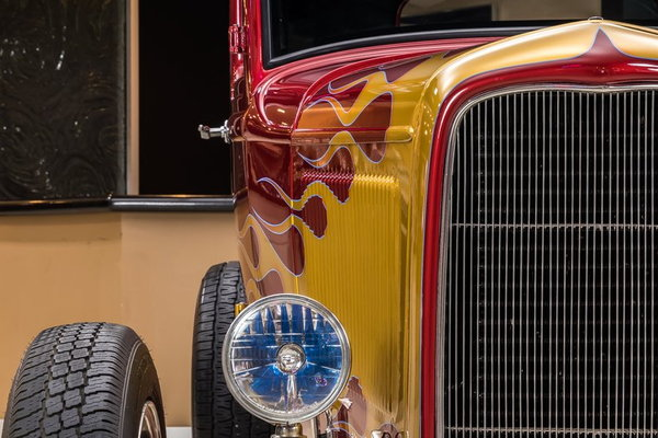 1932 Ford 5-Window Coupe Street Rod  for Sale $64,900