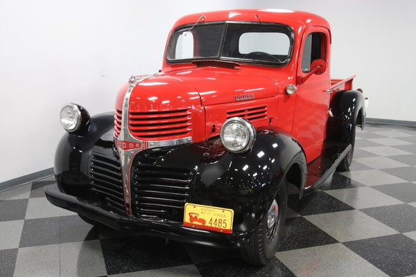 1947 Dodge WC 1/2 Ton Pickup  for Sale $23,995