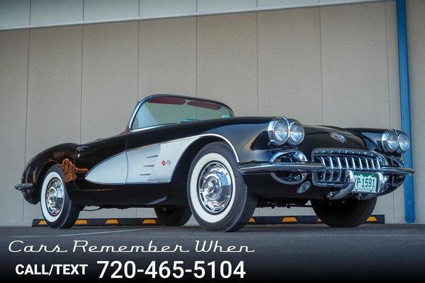 1960 Chevrolet Corvette  for Sale $89,900