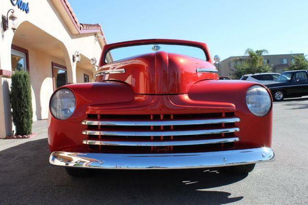 1948 Ford Super Deluxe CV  for Sale $92,900