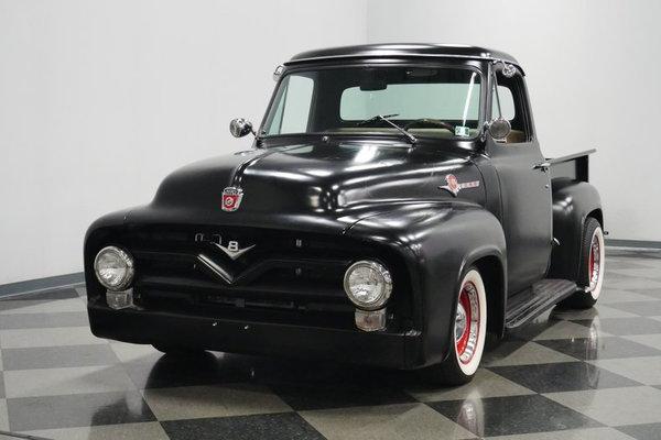 1955 Ford F-100 Restomod  for Sale $44,995