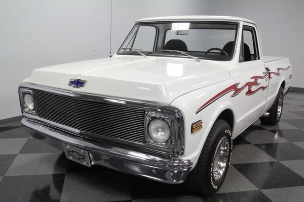 1970 Chevrolet C10 Supercharged  for Sale $29,995