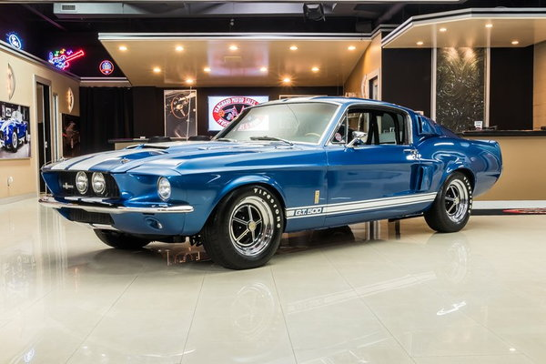 1967 Ford Mustang Fastback Shelby Gt500 Tribute For Sale In Plymouth