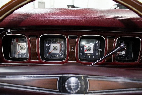 1969 Lincoln Mark III  for Sale $18,900