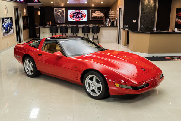 1991 Chevrolet Corvette ZR-1  for Sale $44,900