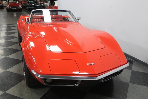 1969 Chevrolet Corvette L46 Convertible  for Sale $43,995