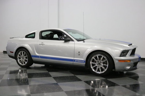 2008 Ford Mustang Shelby GT500 KR  for Sale $63,995