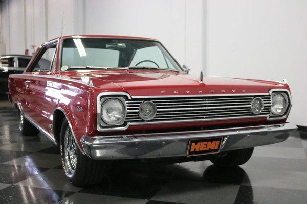 1966 Plymouth Satellite Hemi 426  for Sale $79,995