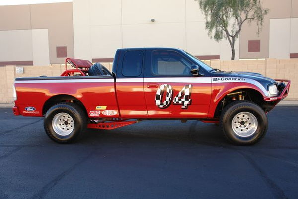 1998 Ford F-150 Off-Road 4x4  for Sale $19,950