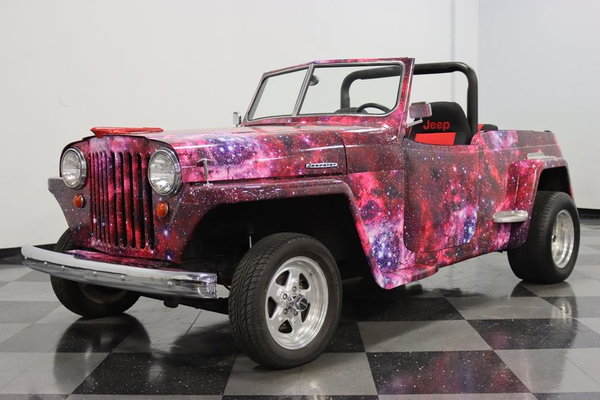 1948 Willys Jeepster Roadster  for Sale $18,995